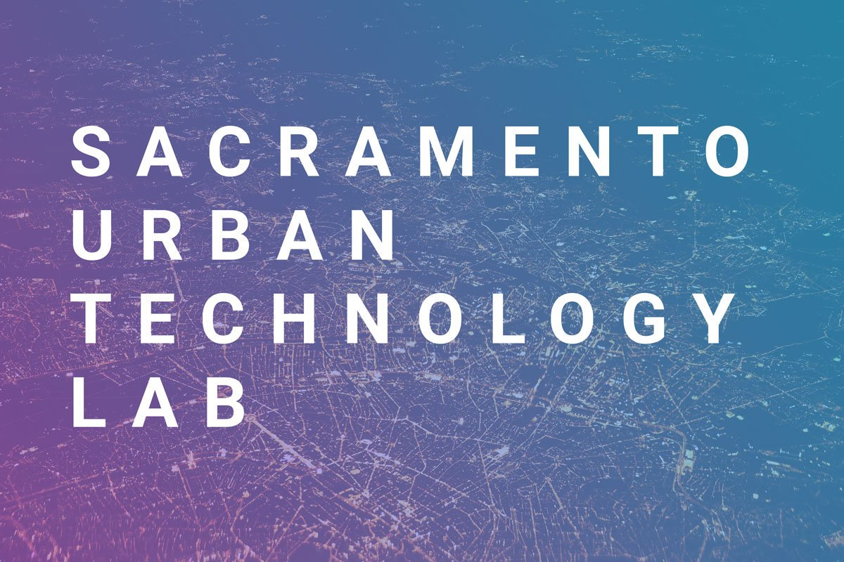 Plan of Sacramento to Leader in Technology
